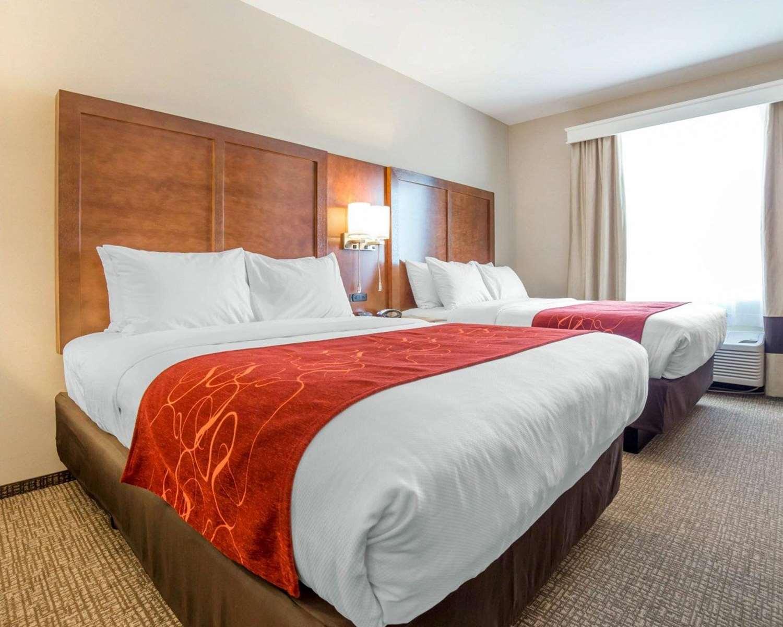 Room - Comfort Suites Kanab