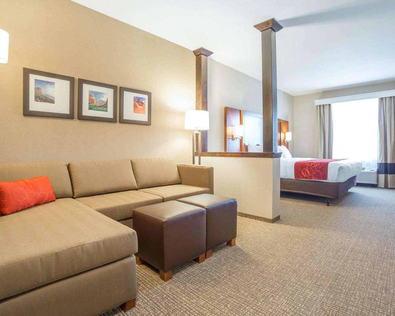 Suite - Comfort Suites Kanab