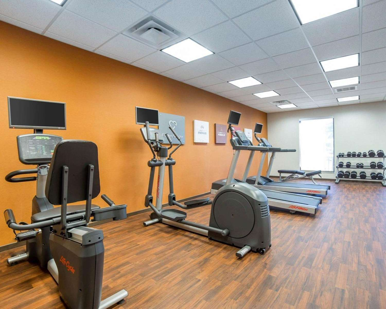 Fitness/ Exercise Room - Comfort Suites Kanab