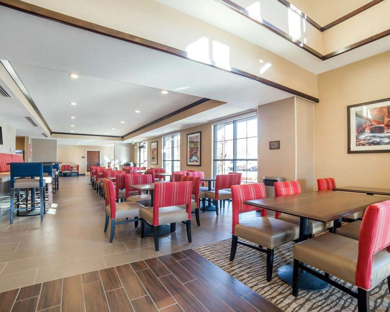 Restaurant - Comfort Suites Kanab