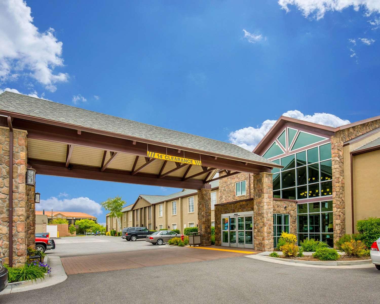 Exterior view - Comfort Inn Salt Lake City
