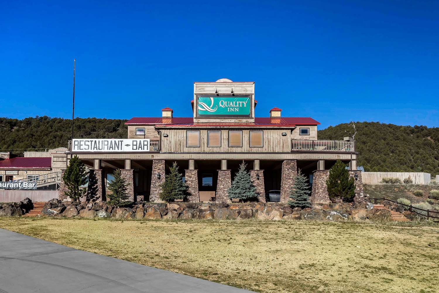 Exterior view - Quality Inn Bryce Canyon Panguitch