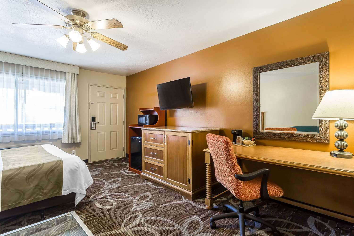 Room - Quality Inn Bryce Canyon Panguitch