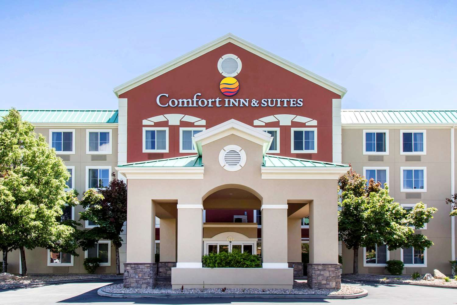 Exterior view - Comfort Inn West Valley City