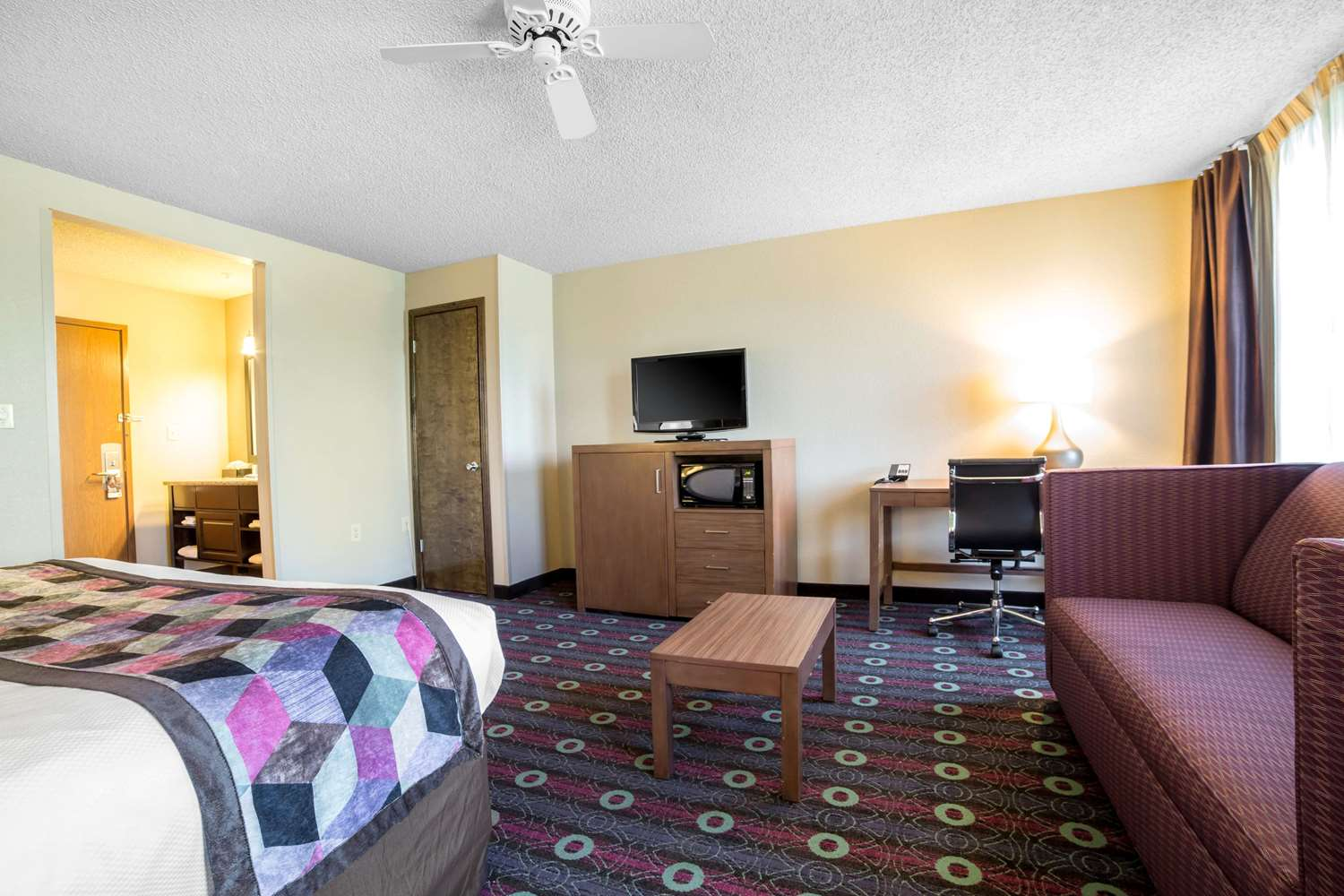 Suite - Comfort Inn West Valley City