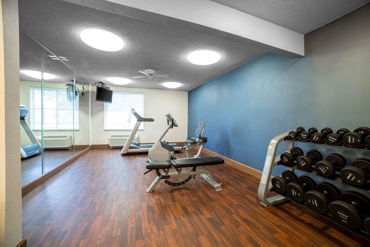 Fitness/ Exercise Room - Comfort Inn West Valley City