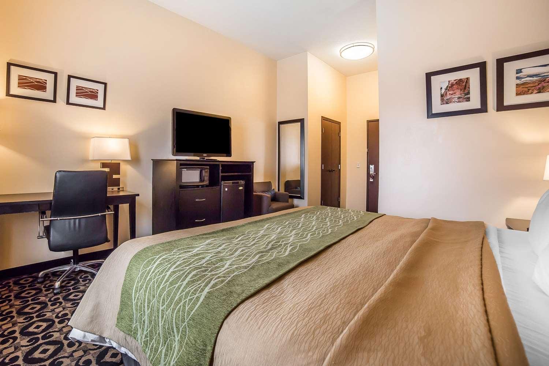 Room - Comfort Inn Ballard