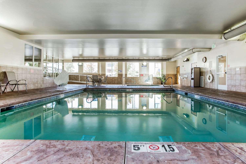 Pool - Sleep Inn Provo