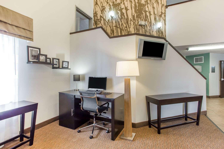 Conference Area - Sleep Inn Provo
