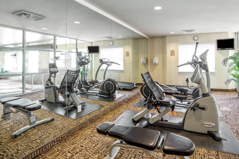 Fitness/ Exercise Room - Sleep Inn Provo