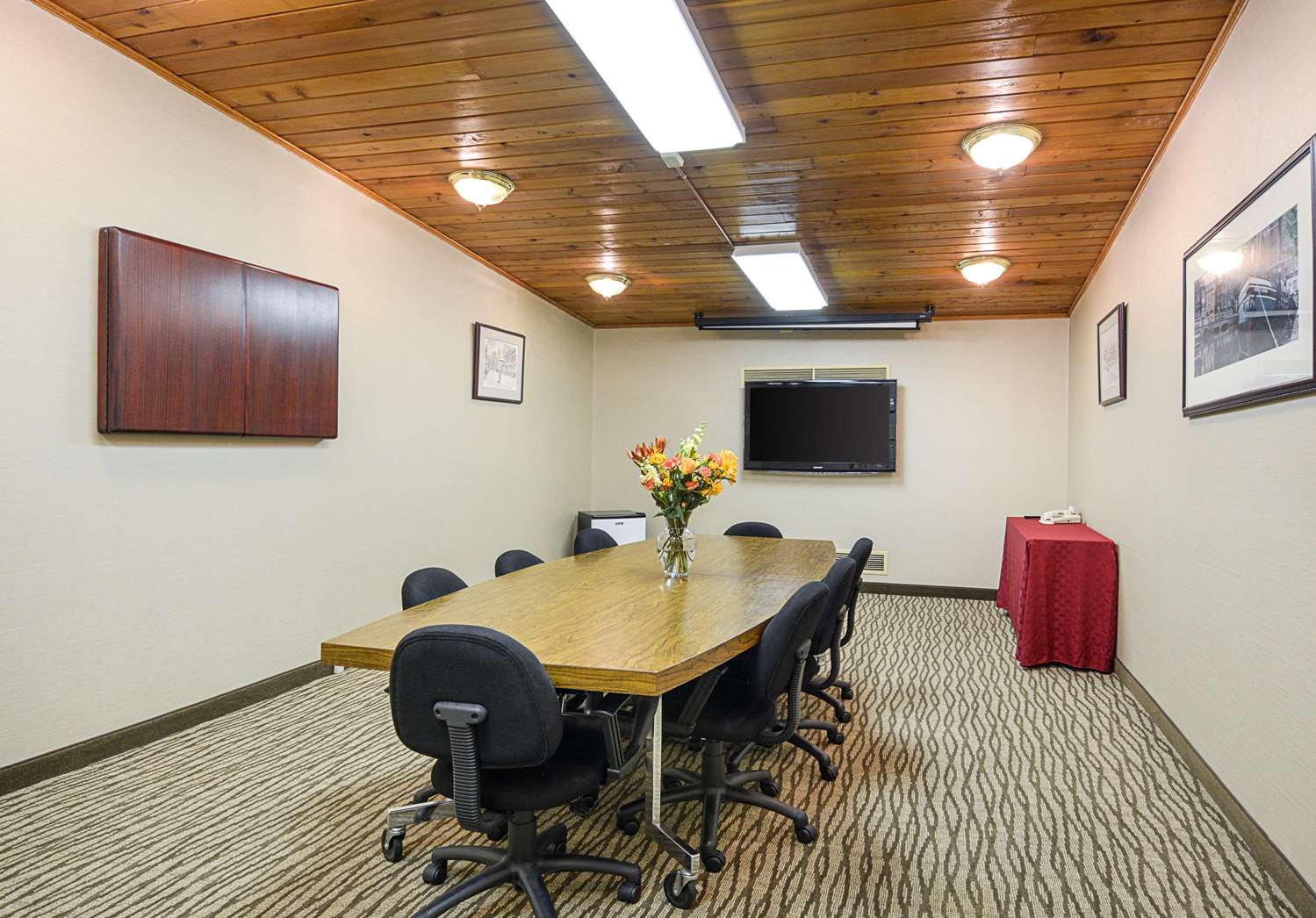 Meeting Facilities - Quality Inn Winchester