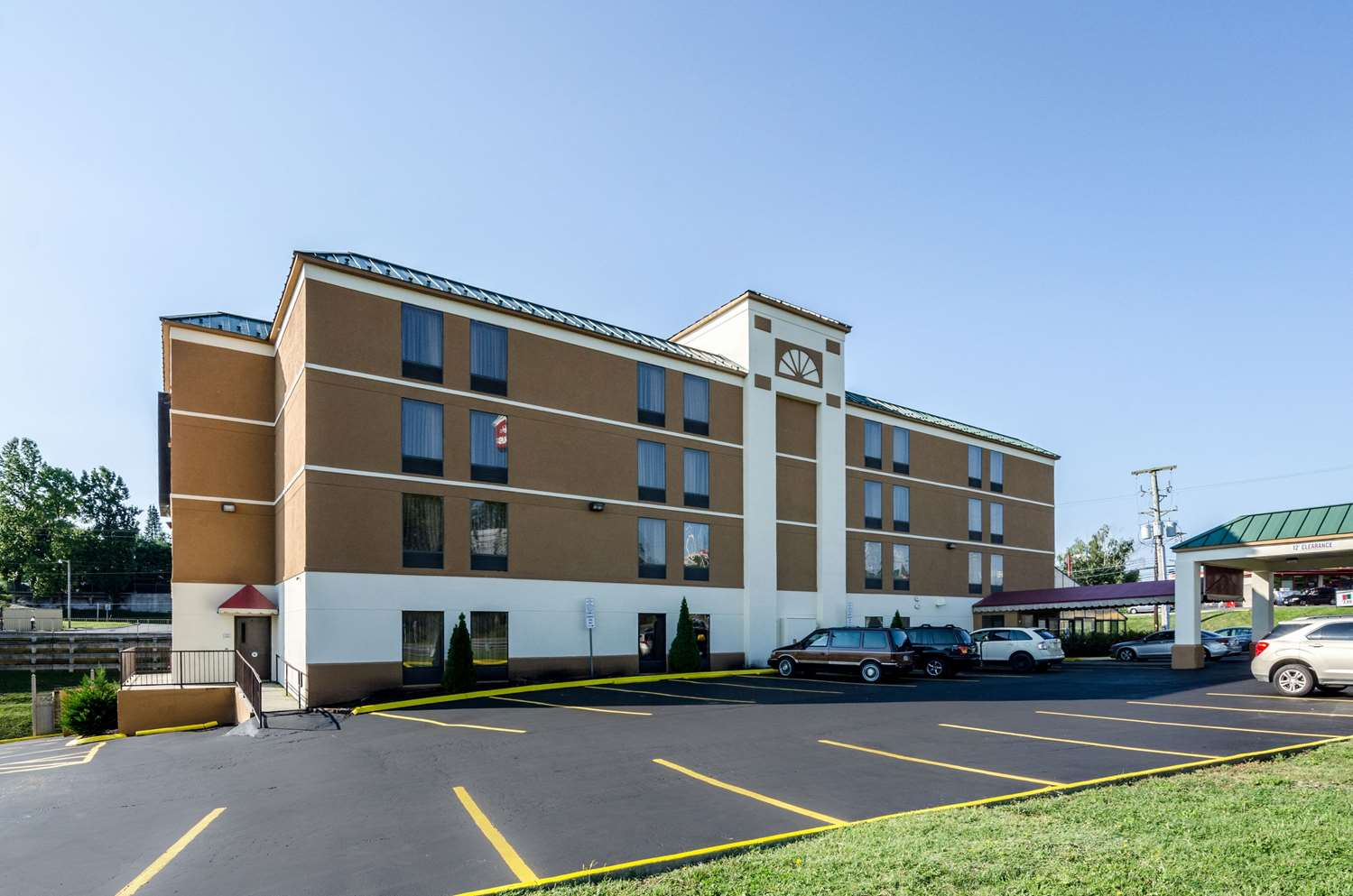 Exterior view - Quality Inn & Suites Wytheville