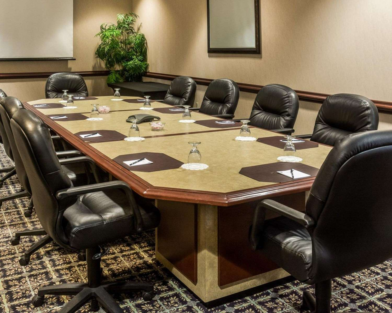 Meeting Facilities - Quality Suites Lake Wright Norfolk