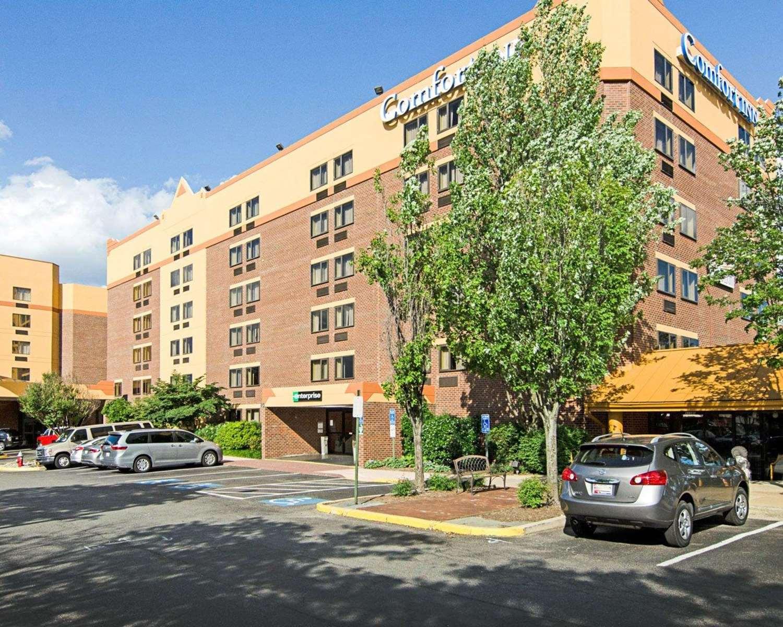 Exterior view - Comfort Inn Univ Center Fairfax
