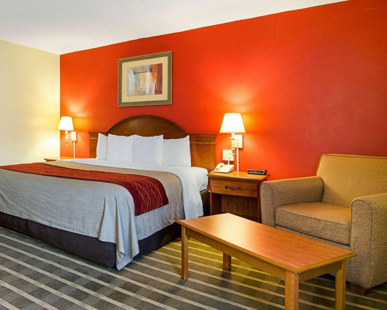 Room - Comfort Inn Univ Center Fairfax