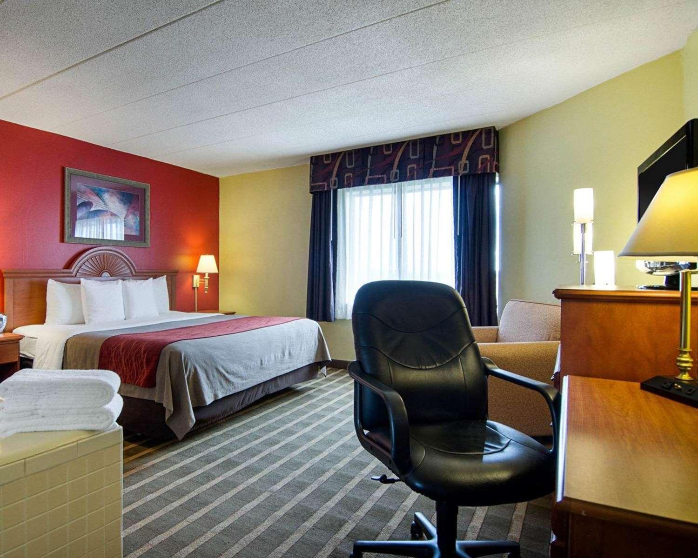 Suite - Comfort Inn Univ Center Fairfax