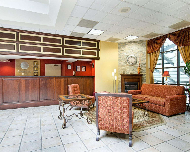 Lobby - Comfort Inn Univ Center Fairfax