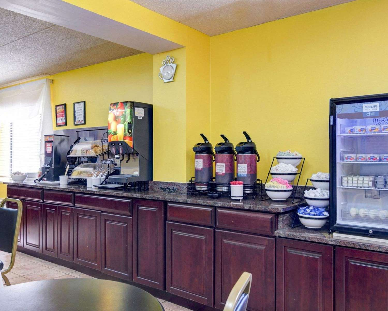 Restaurant - Comfort Inn Univ Center Fairfax