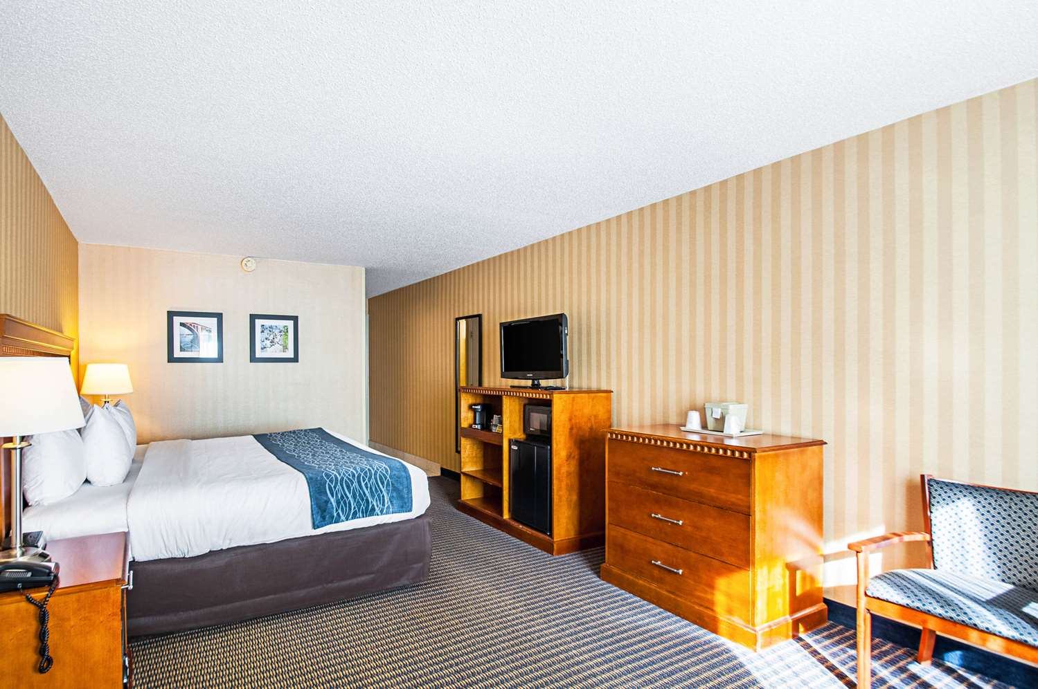 Room - Comfort Inn Falls Church