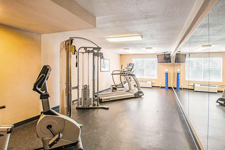 Fitness/ Exercise Room - Comfort Inn Falls Church