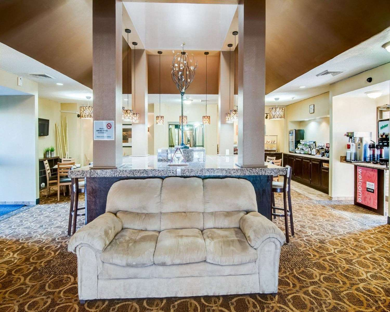 Lobby - Comfort Inn Abingdon