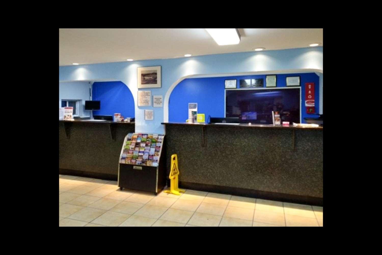 Lobby - Econo Lodge I-64 & US 13 Virginia Beach