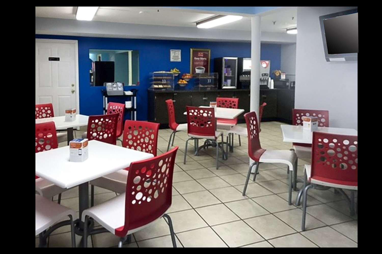 Restaurant - Econo Lodge I-64 & US 13 Virginia Beach
