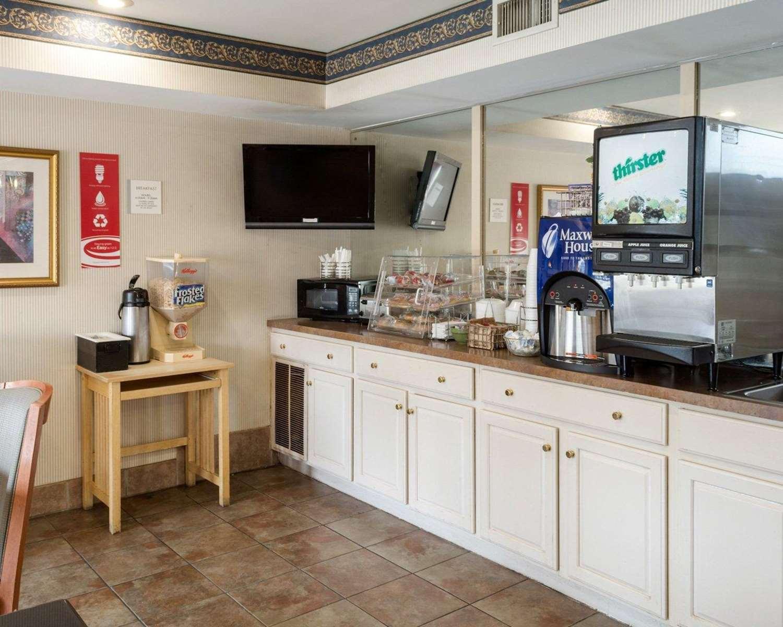 Restaurant - Econo Lodge Hopewell