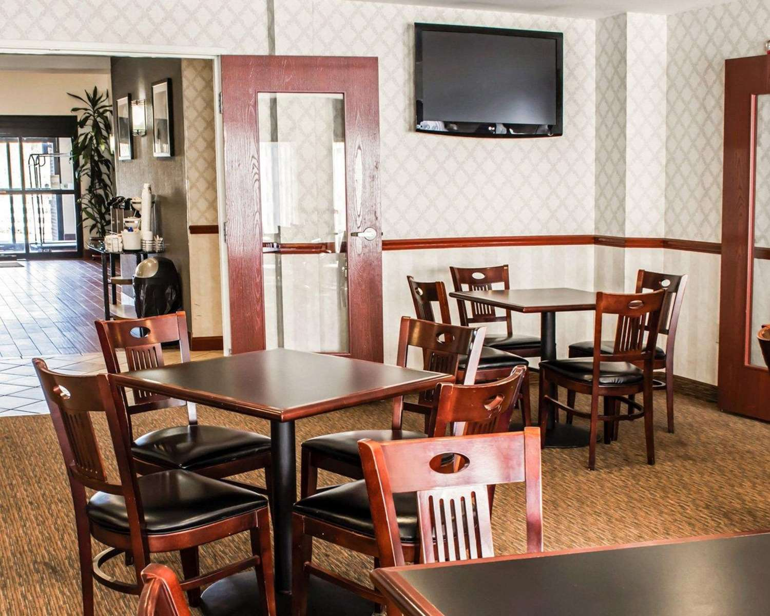 Restaurant - Sleep Inn & Suites Lexington