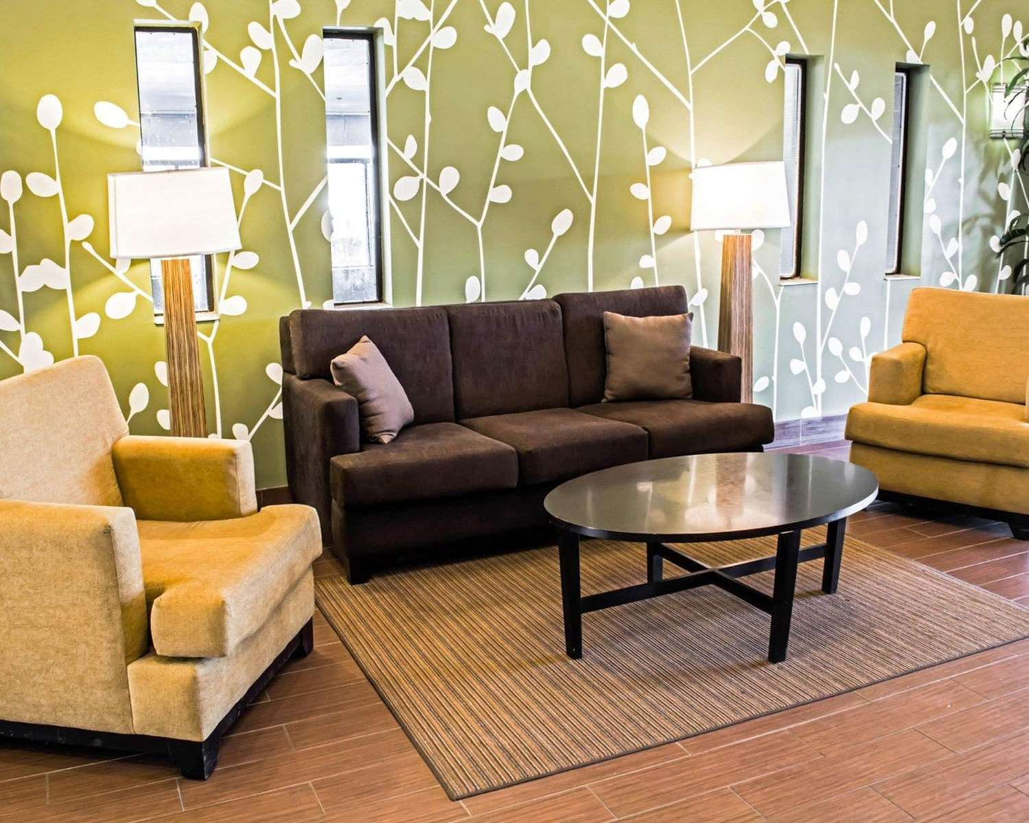 Lobby - Sleep Inn & Suites Lexington