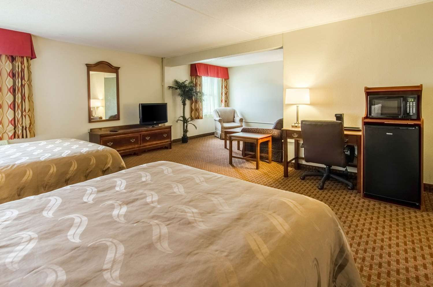 Suite - Quality Inn & Suites Lexington