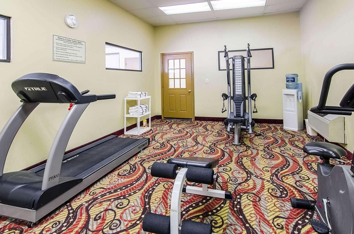 Fitness/ Exercise Room - Quality Inn & Suites Lexington