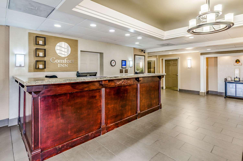 Lobby - Comfort Inn Staunton
