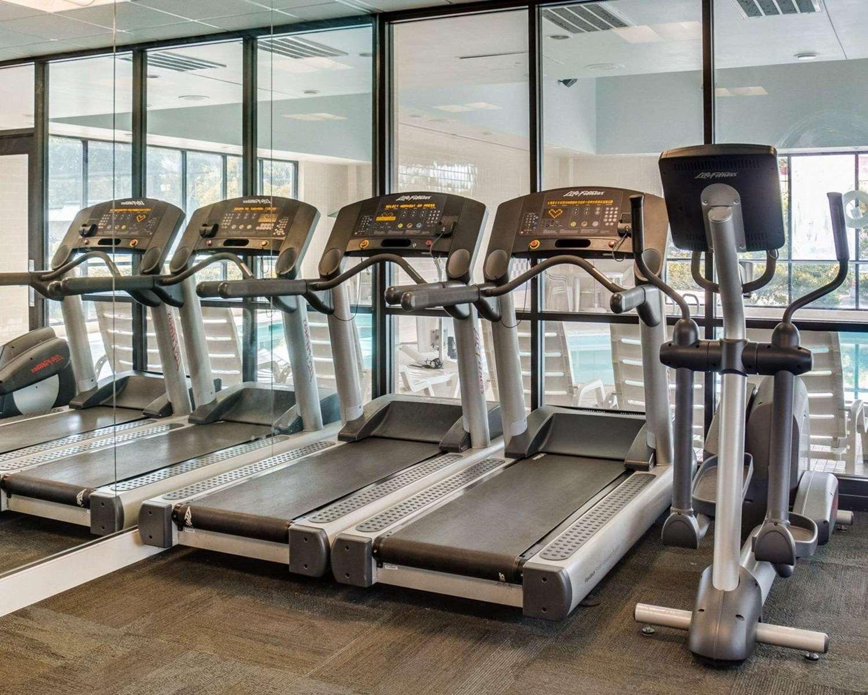 Fitness/ Exercise Room - Quality Inn Naval Base Norfolk