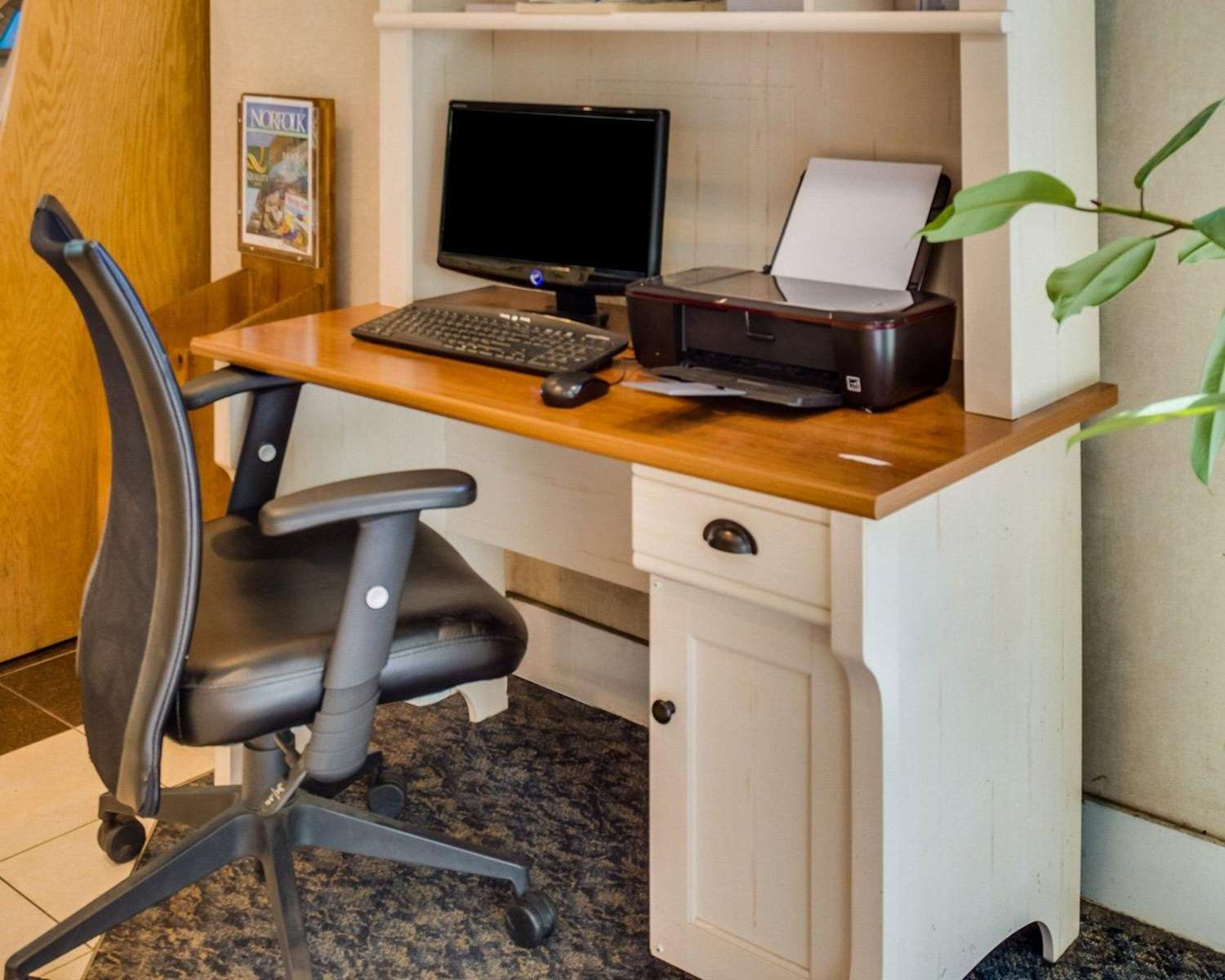 Conference Area - Quality Inn Naval Base Norfolk