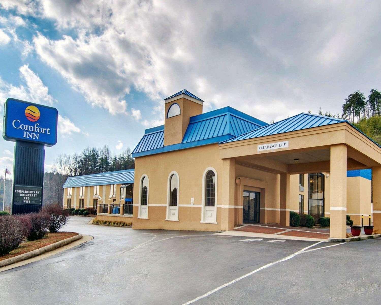 Exterior view - Comfort Inn Martinsville