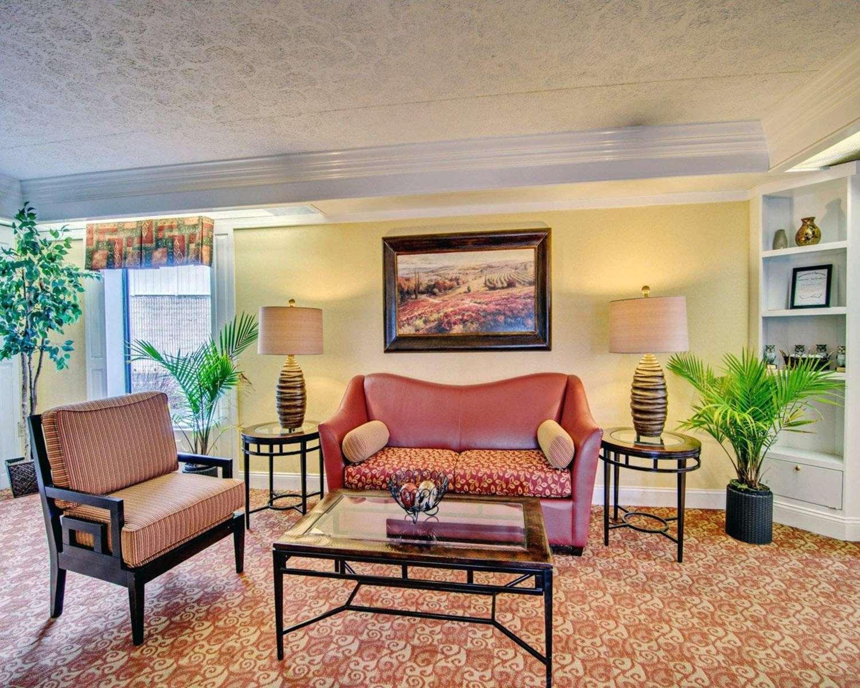 Lobby - Comfort Inn Martinsville