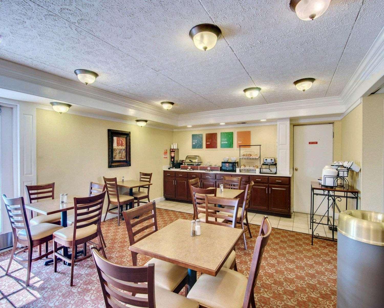 Restaurant - Comfort Inn Martinsville