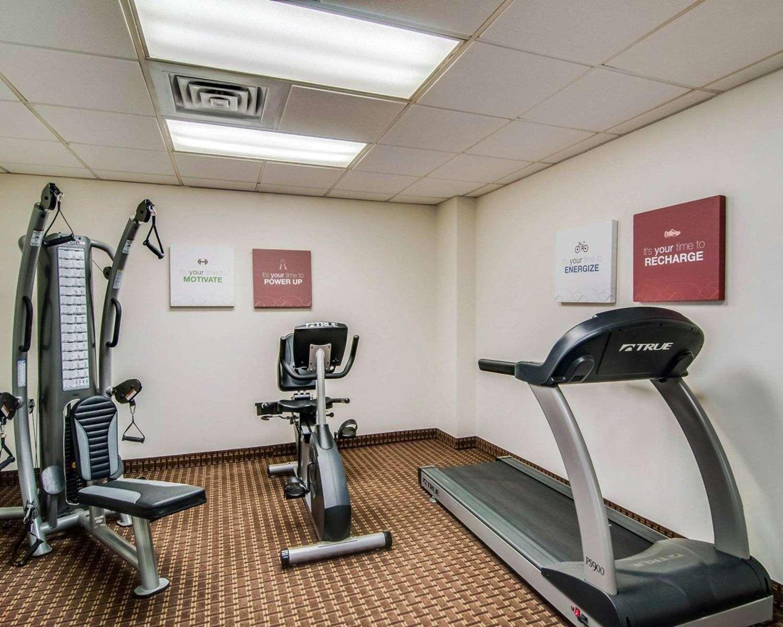 Fitness/ Exercise Room - Comfort Inn & Suites Raphine