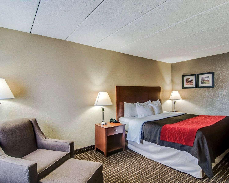 Room - Comfort Inn & Suites Raphine