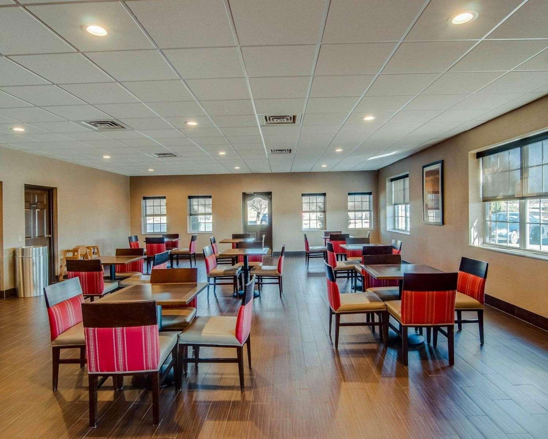 Restaurant - Comfort Inn & Suites Raphine