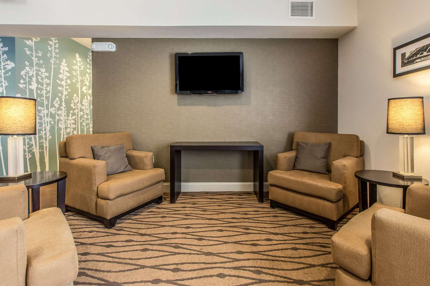 Lobby - Sleep Inn & Suites Clintwood