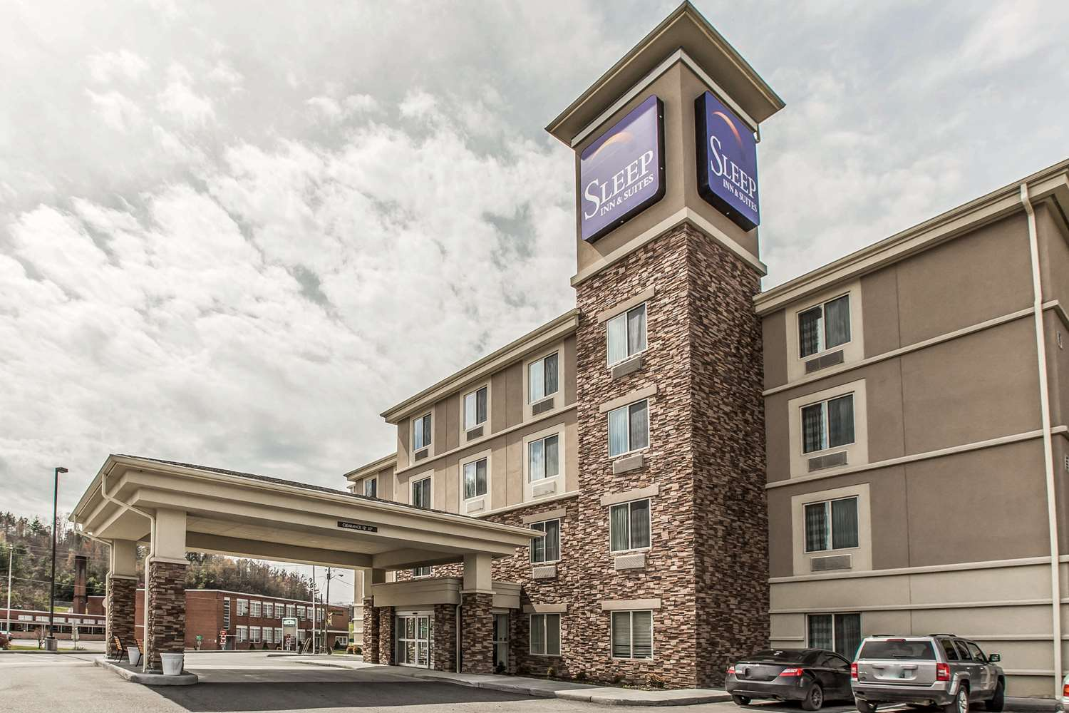 Exterior view - Sleep Inn & Suites Clintwood