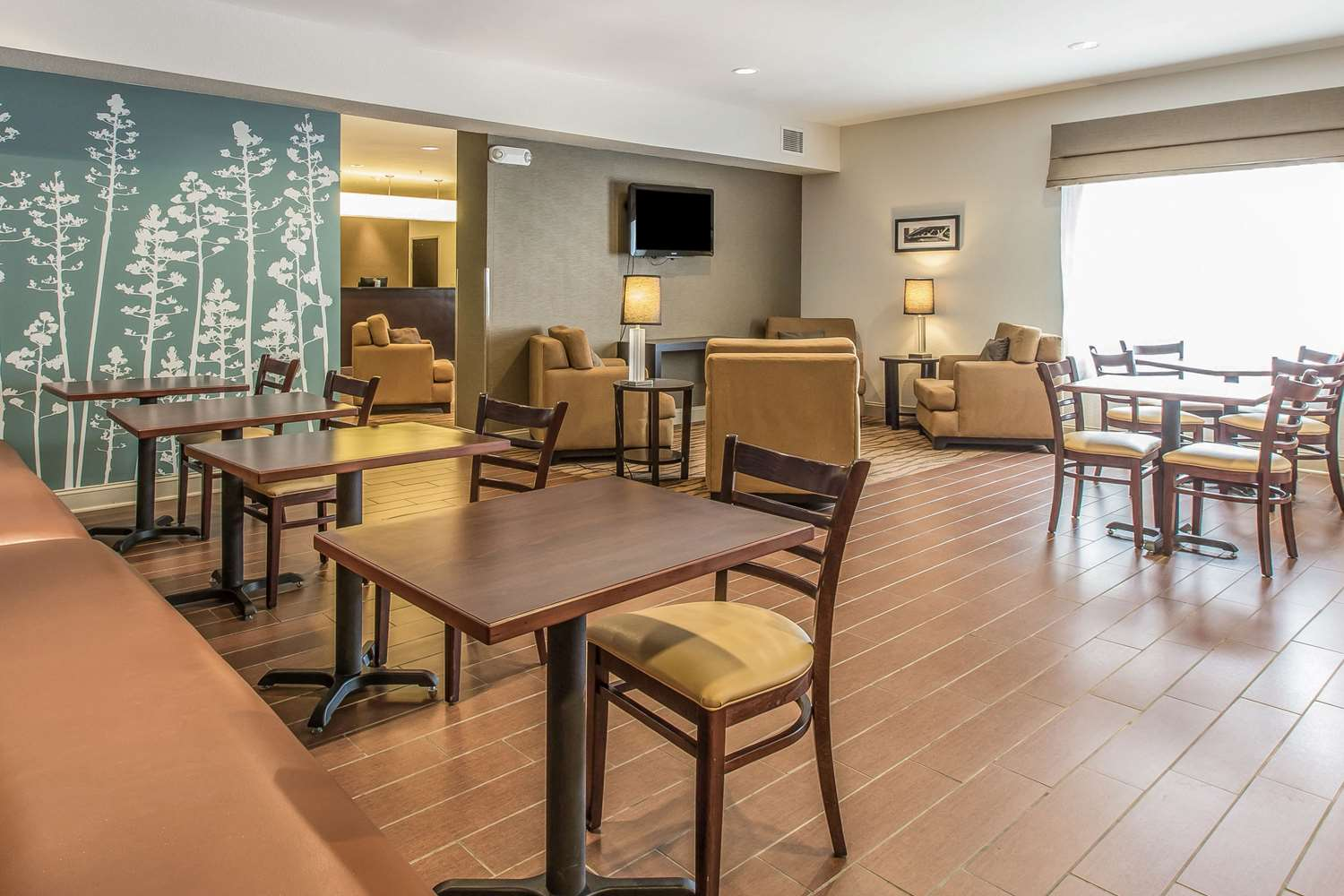 Restaurant - Sleep Inn & Suites Clintwood
