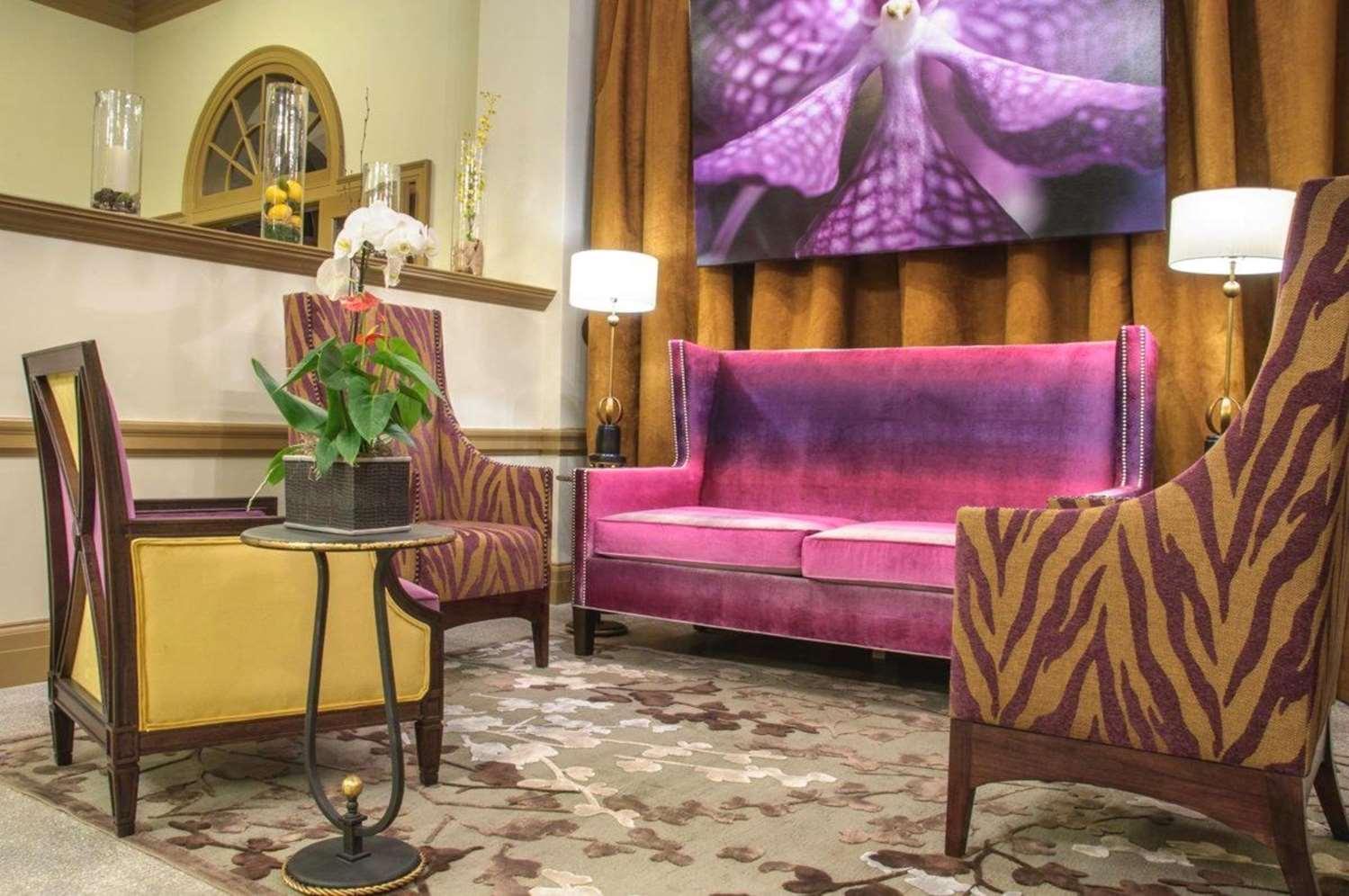Lobby - Bolling Wilson Hotel Wytheville