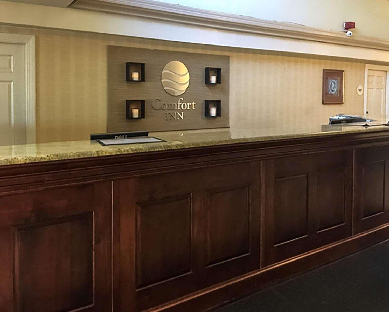Lobby - Comfort Inn Springfield