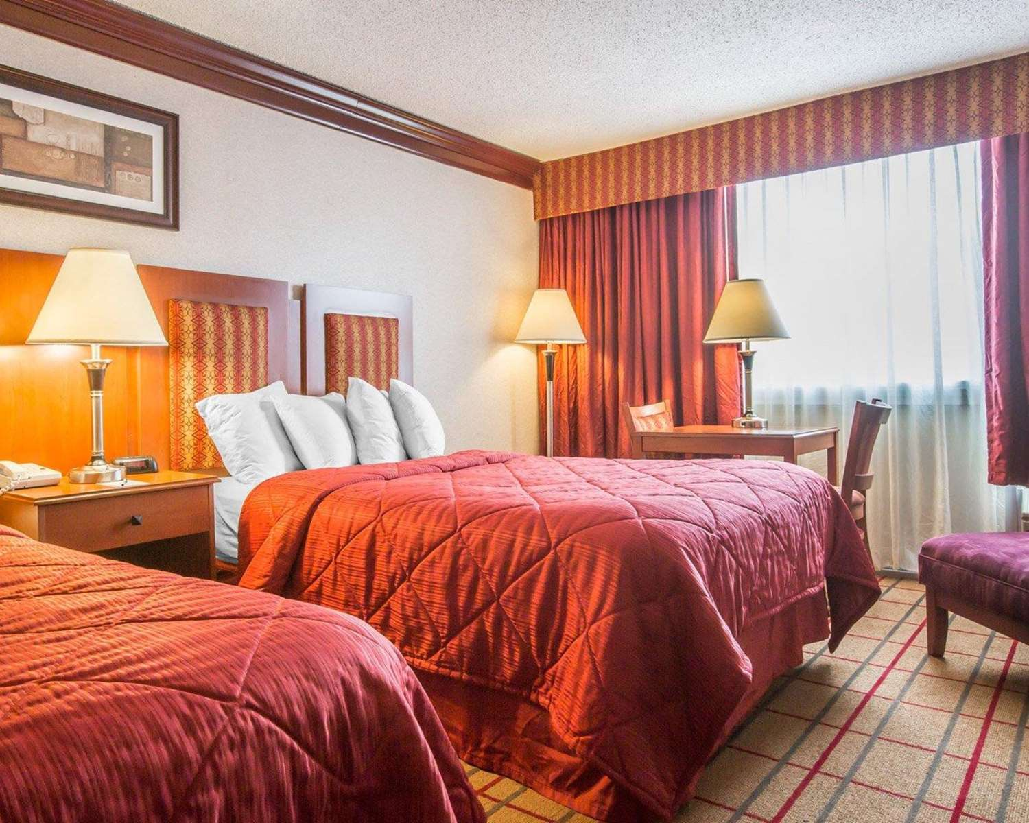 Room - Quality Inn & Conference Center Brattleboro
