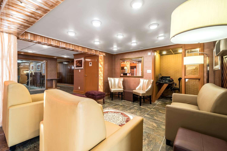 Lobby - Econo Lodge Rutland