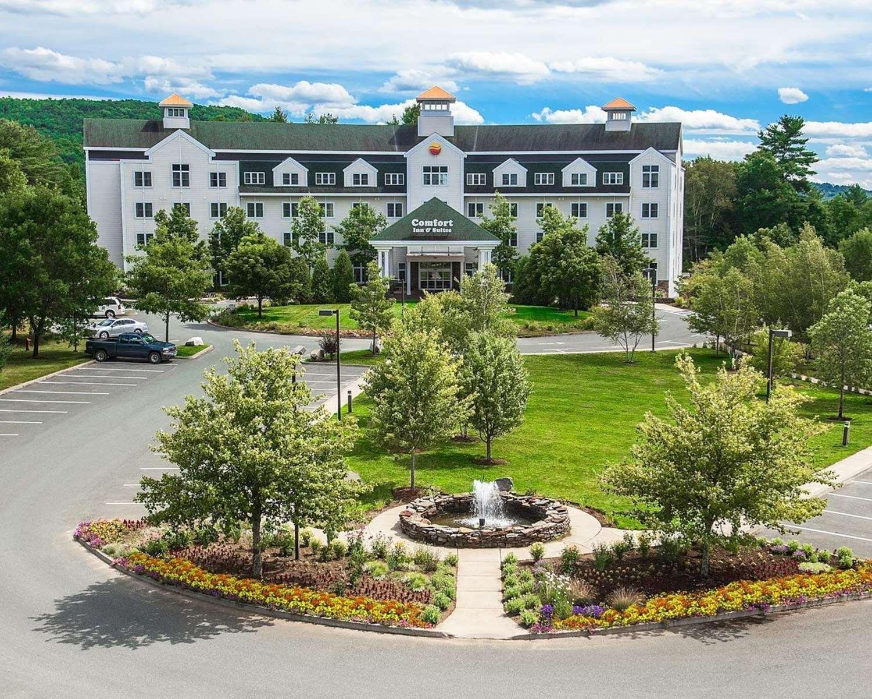 Exterior view - Comfort Inn & Suites Near Burke Mountain St Johnsbury