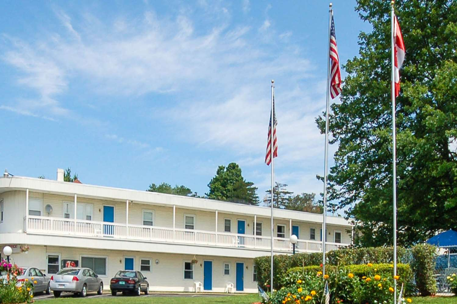 Exterior view - Rodeway Inn US 7 Rutland